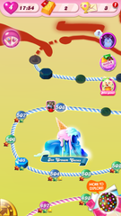 Candy Crush App - UPstudio