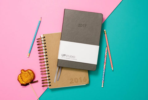 Earn Spend Live Review of 2017 UPstudio Planner