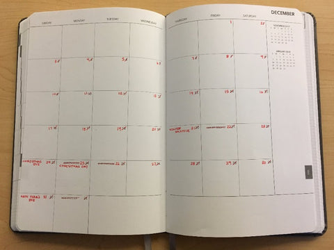 Simply Update Dates on your calendar