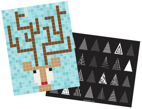 UPstudio Christmas Cards