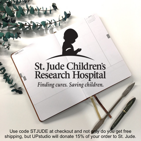 UPstudio Supports St. Jude