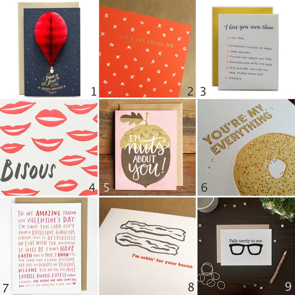 UPstudio Valentine's Day Card Round UP