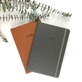 2020 UPstudio Weekly Planner - Gray and Satchel