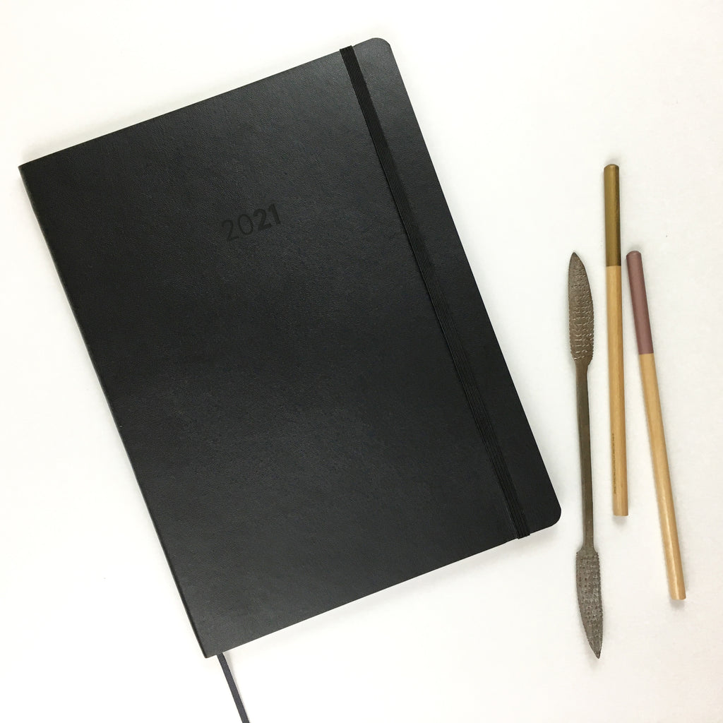 2021 UPstudio Monthly Planner