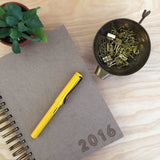 2016 UPstudio Planner Cover