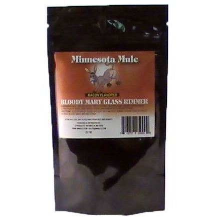 Bacon Flavored Bloody Mary Glass Rimmer Minnesota Mule