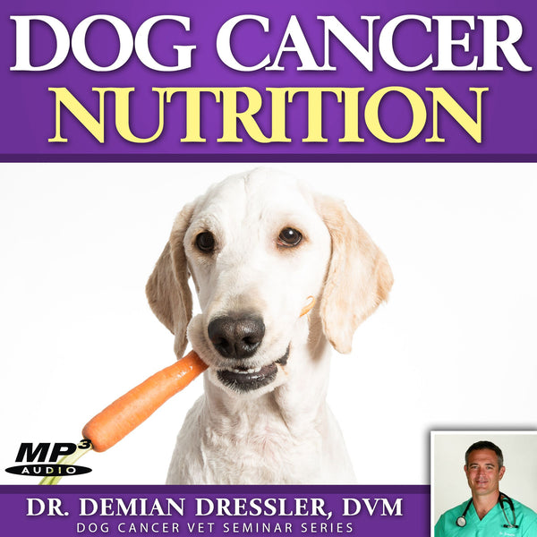 Dog Cancer Nutrition [MP3]