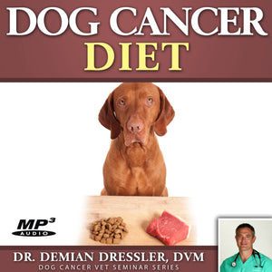 Dog Cancer Diet [MP3]