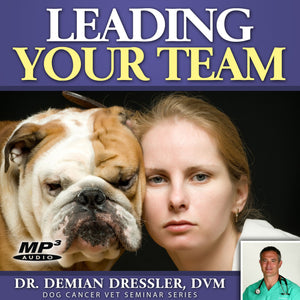 Leading Your Dog's Cancer Team as the Coach [MP3]