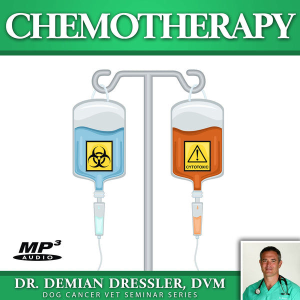 Common Chemotherapy Protocols for Dog Cancer [MP3]