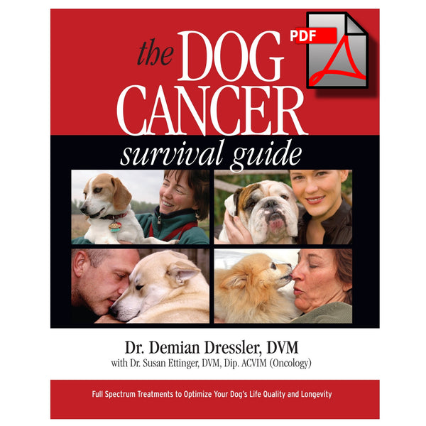 Dog Cancer Survival Guide (Download ONLY: PDF ebook)