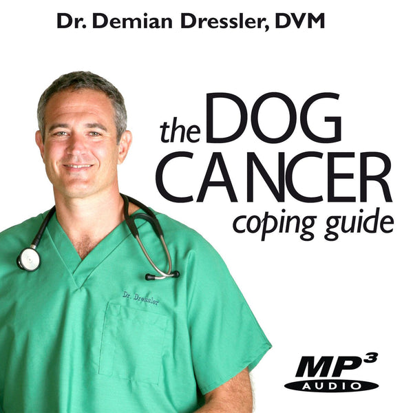 Dog Cancer Coping Guide Audio MP3