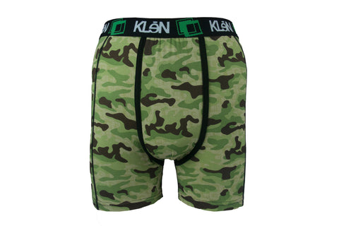 Klen Laundry - Camo Boxer Brief