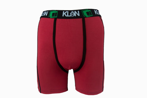 Klen Laundry - Red Boxer Brief