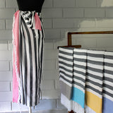 Band Stripe Textile