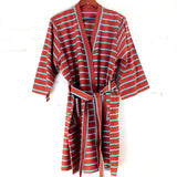 Berry Brown Robe - Kara Weaves  - 2