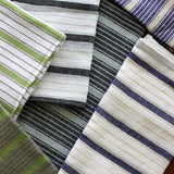 Urban Stripes Napkin - Kara Weaves  - 4