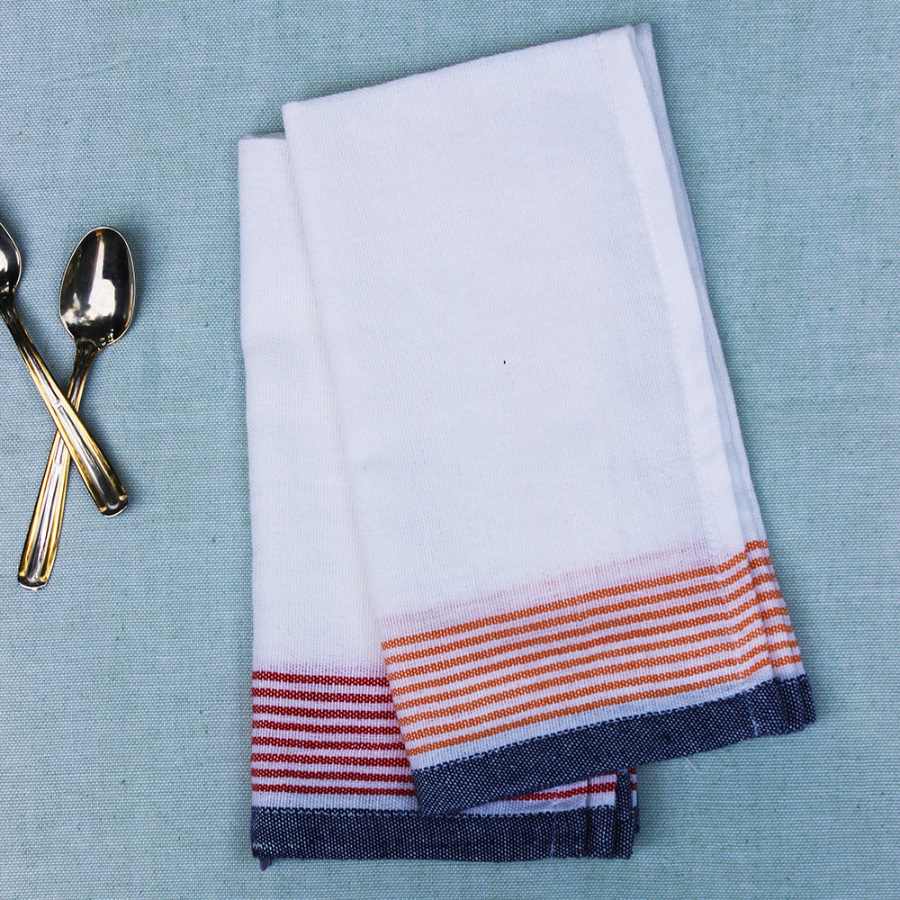 Indigo Dip Table Napkins