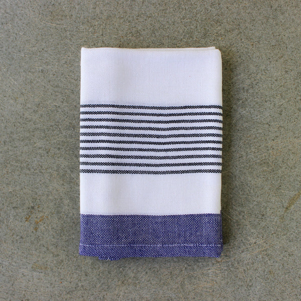 Bloc Stripe Kitchen Towels - Kara Weaves  - 10