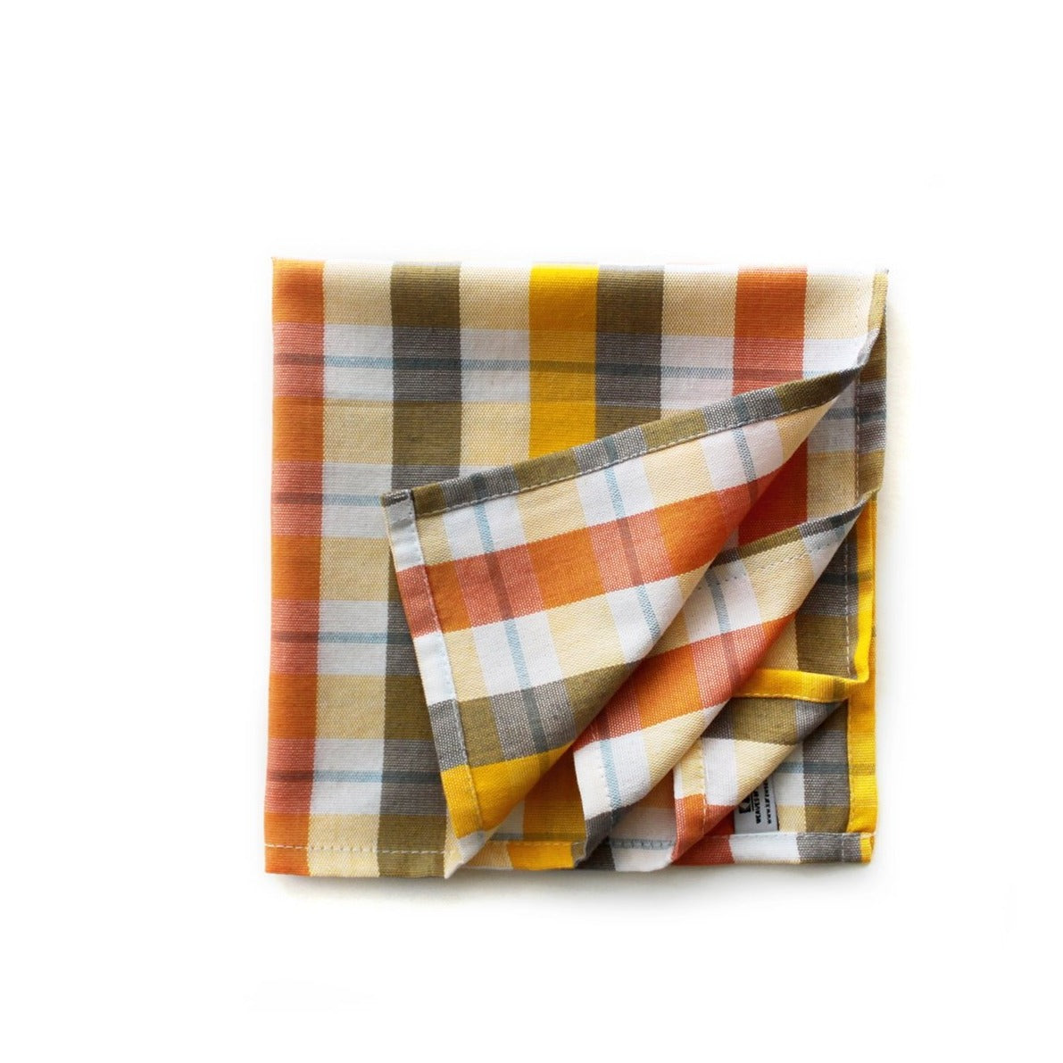 Madras Table Napkin