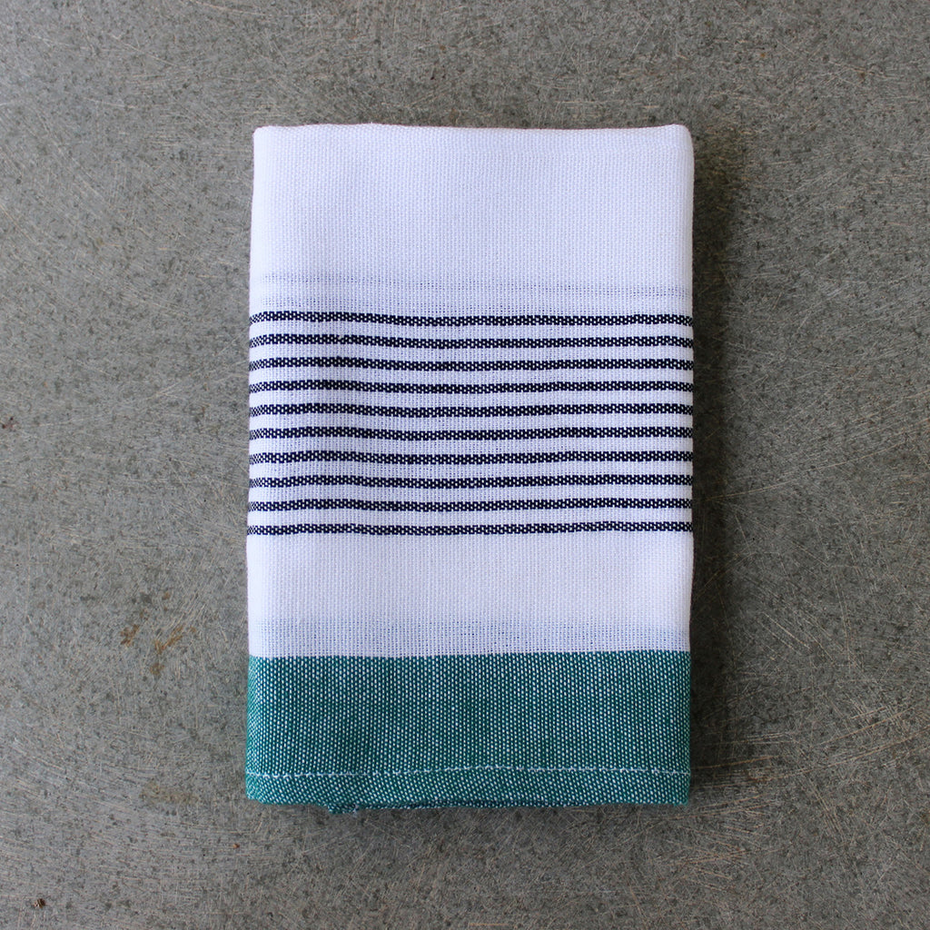 ... Bloc Stripe Kitchen Towels   Kara Weaves   22