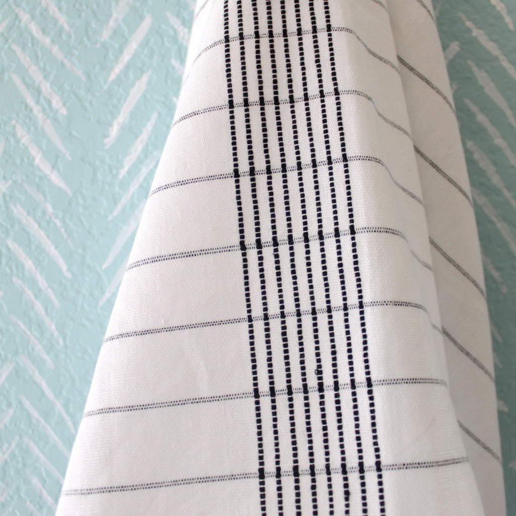 Monochrome Kitchen Towel