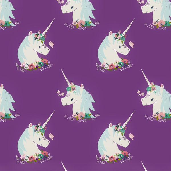 I Believe in Unicorns by Heather Rosas
