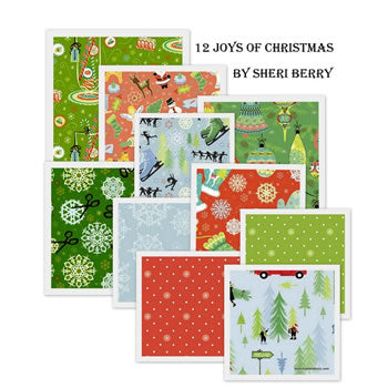 12 Joys of Christmas by Sheri Berry
