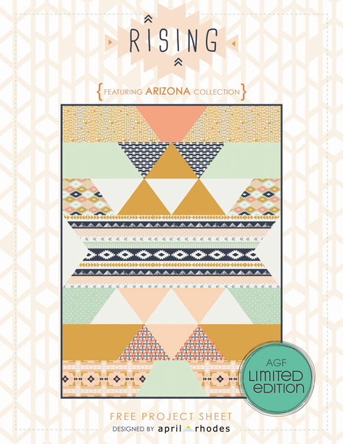 Free Downloadable Arizona Quilt Pattern