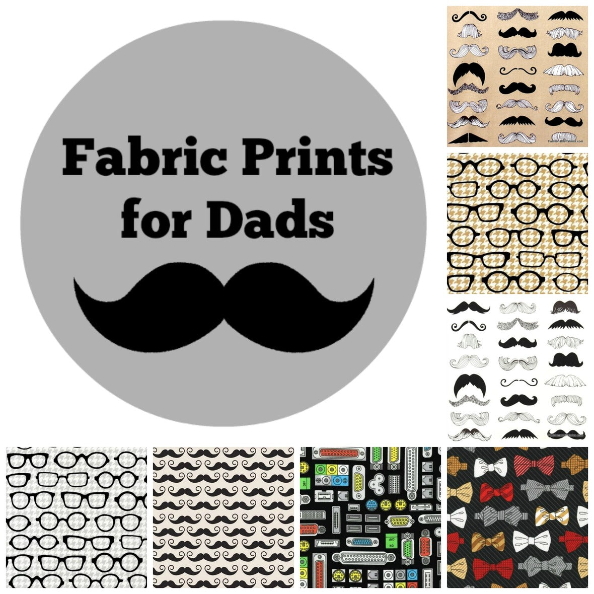 Fabric for Dads at Fashionable Fabrics