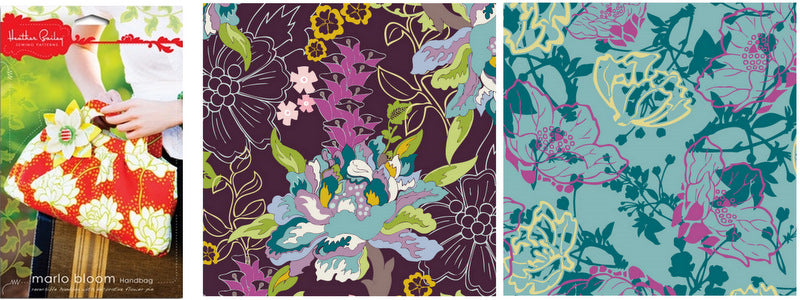 Heather Bailey and Art Gallery Fabrics