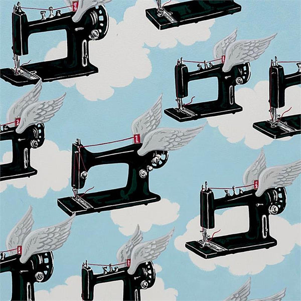 Flying Machines By Alexander Henry Fabrics