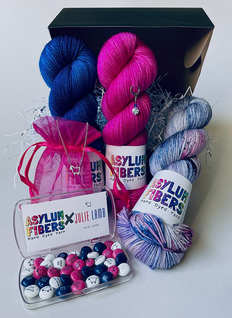 BIRTHDAY BOX Bundle X ASYLUM FIBERS