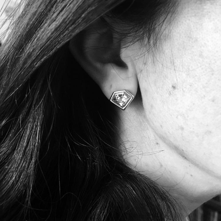 Sterling SIlver Super Stud Earrings