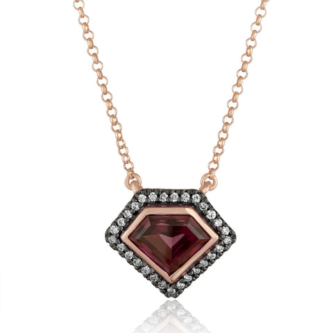 Diamond Power Pendant