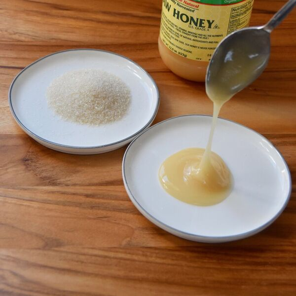 Honey vs. Sugar: 5 reasons honey is better for you than sugar