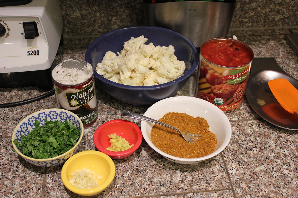 How to make Paleo Curry