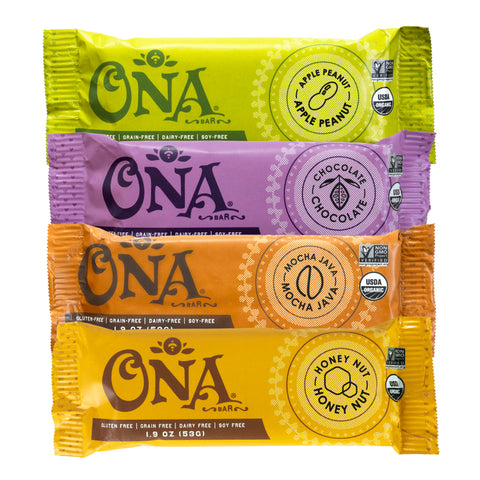 Ona Bar Variety (12-Pack)