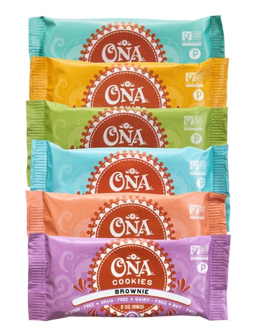 Ona Cookie Variety (12-Pack)