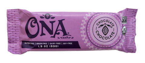 Ona Chocolate Bar