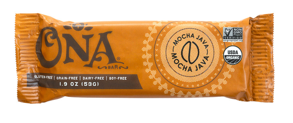 Ona Mocha Java Bar (12-Pack)