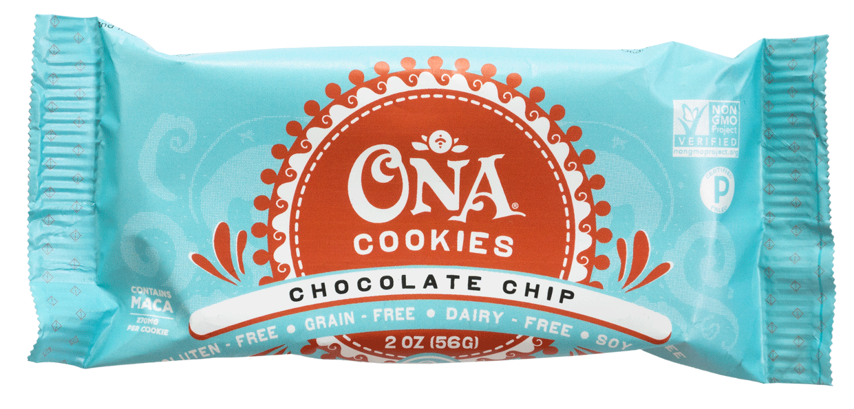 Ona Chocolate Chip Cookies (12-Pack)