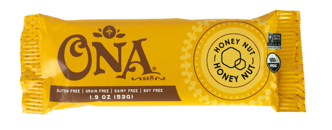 Ona Honey Nut Bar
