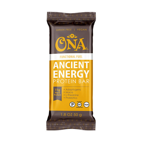 Ancient Energy Functional Fuel Plant Protein Bar
