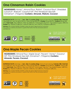 Paleo Cookie Variety (12-Pack)