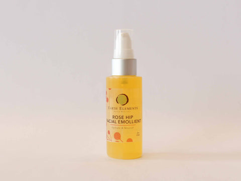 (Dry) Rose Hip Facial Emollient