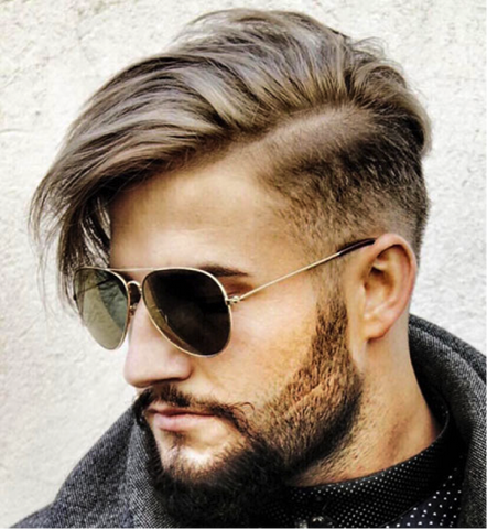 10 Best Hairstyles for Men 2017 , Pacinos Signature Line