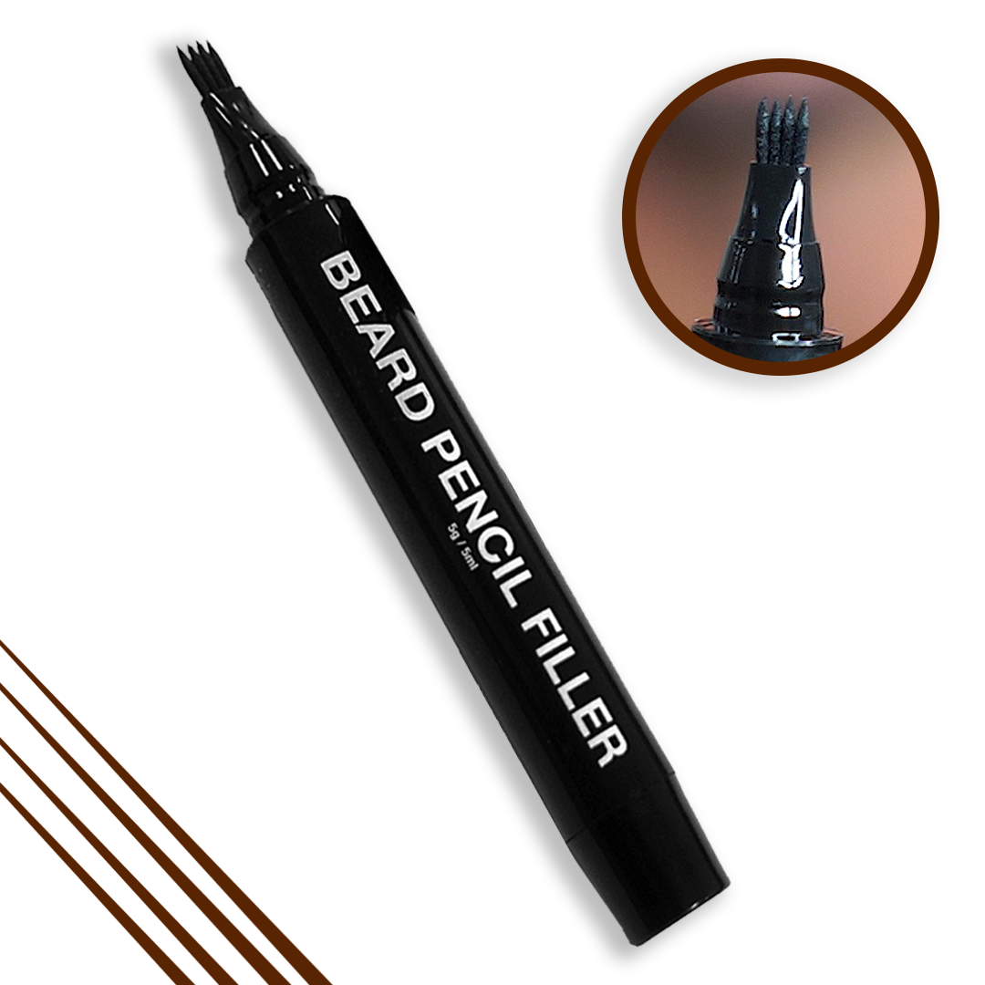 Pacinos Beard Pencil Filler ONLY - DARK BROWN
