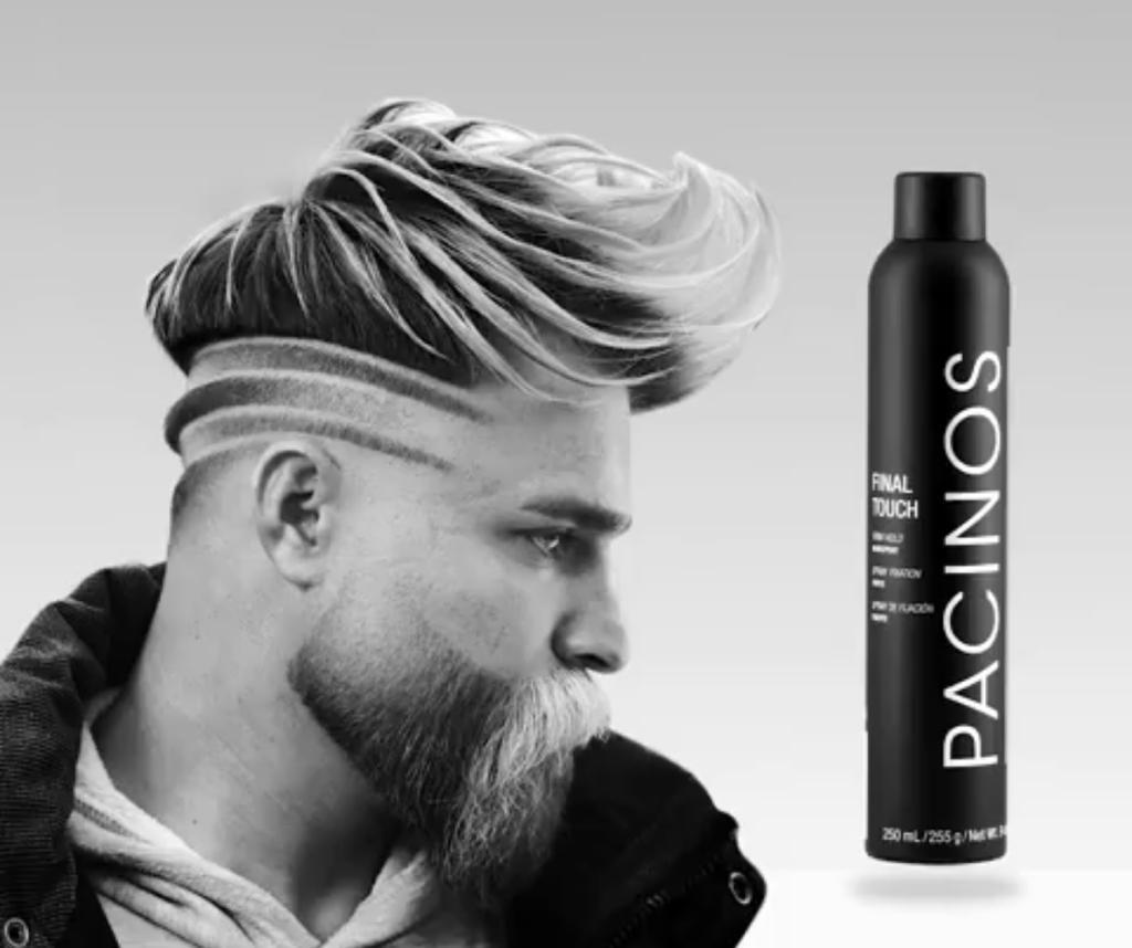 Pacinos Final Touch Hair Spray