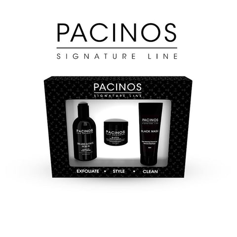 Hair grooming for men from Pacinos Signature Line